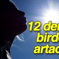 Meteorolojiden can sıkan sıcaklık açıklaması