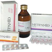 Metpamid nedir? Metpamid ne için kullanılır? Metpamid endikasyonları nelerdir?