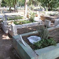 Mezarları tahrip ettiği iddia edilen 6 kişi gözaltına alındı