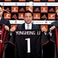 Milan'ın Çinli patronu iflas ettiğini duyurdu