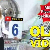 Milli piyango hilesi mi - Milli Piyango çekilişinde tartışmalara neden olan video!