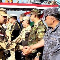 Mısır ve Ürdün ortak tatbikatı başladı