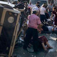Muğla Fethiye'de feci kaza! Çok sayıda yaralı var