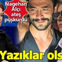 Nagehan Alçı, Sıla ve Ahmet Kural olayında Kanal D'ye ateş püskürdü