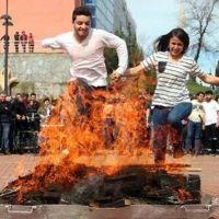 Nevruz nedir neden kutlanıyor önemi nedir | Nevruzun tarihçesi | Nevruzda neden ateşin üzerinden atlanır?