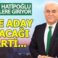 Nihat Hatipoğlu hangi partiden belediye başkanı adayı olacak?