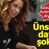 Niran Ünsal'a dava şoku!
