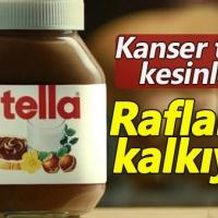 Nutella artık raflarda yer almayacak!