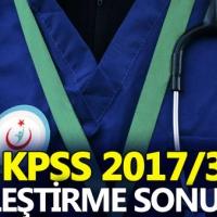 KPSS 2017/3 yerleştirme sonuçları açıklandı - ÖSYM tercih sonuçları öğren