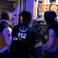Operasyona giden 10 asker yaralandı