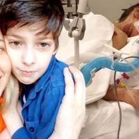 'Öpücük hastalığı' yüzünden yaşam savaşı veriyor