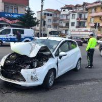 Ordu'daki trafik kazasında 3 kişi yaralandı