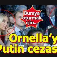 Ornella Muti'nin Putin için sahte hasta raporu hazırlatması