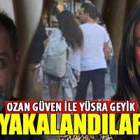 Ozan Güven ile Arka Sokaklar'ın Zeliş'inin yakalanması