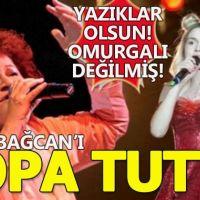 Özdemir Erdoğan'ın Selda Bağcan'a demediğini bırakmaması