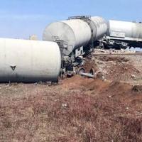 PKK'dan yük trenine bombalı saldırı