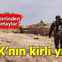 PKK'nın kirli yüzü kadın teröristin not defterinde yazanlarla deşfire oldu