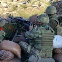 PKK'ya Siirt'te ağır darbe
