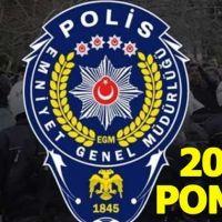 POMEM polis alımı başvurusu nasıl yapılır - Polislik başvuru şartları neler - 2018 polislik başvuruları ne zaman?
