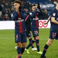 PSG, Guingamp'ı şamar oğlanına çevirdi