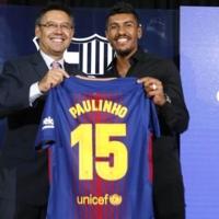 Paulinho'nun imza törerine 2 bin kişi katıldı