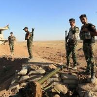 Peşmerge, Kürt gönüllüleri cepheye sokuyor