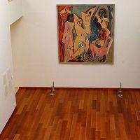Picasso İstanbul'da sergisi erişime açıldı