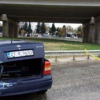 Polis memuru aracında ölü bulundu