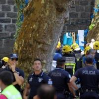 Portekiz'de devrilen ağaç katliama neden oldu