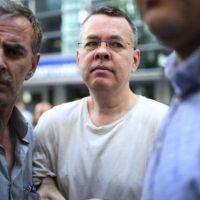 Rahip Brunson'ın ev hapsine itiraz edildi