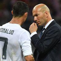 Real Madrid'de Zidane ve Ronaldo toğun ağzında