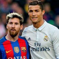 Ronaldo: Dünyanın en iyisi Messi