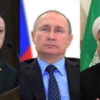 Rusya, Türkiye ve İran mutabakata vardı