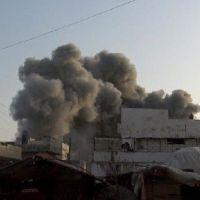 Rusya'dan Suriye'ye hava saldırısı: 2 ölü, 9 yaralı
