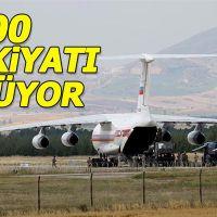 S-400 sevkiyatı devam ediyor