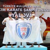 Şampiyon, Kağıthane Belediyesi Spor Kulübü