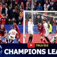 Şampiyonlar Ligi maç özetleri 21 Kasım Salı tivibuspor