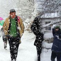 Samsun'da okullar tatil mi 10 Ocak perşembe kar tatili var mı yok mu?