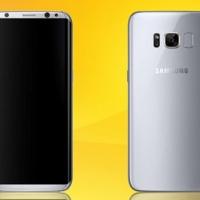 Samsung Galaxy S8 çalışır halde görüntülendi