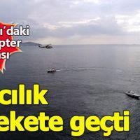 Savcılık Bostancı'daki helikopter kazasıyla ilgili soruşturma başlattı