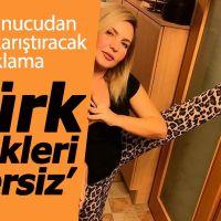 Seda Akgül'den Türk erkeklerini kızdıracak sözler