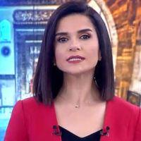 Semiha Şahin kimdir | Kanal D ana haber spikeri Semiha Şahin nereli kaç yaşında | Semiha Şahin instagram twitter