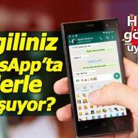 Chatwatch nedir ne işe yarar nasıl indirilir - Sevgilinizin WhatsApp'ta kimle konuştuğunu gösteren uygulama