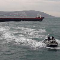 Sinop'ta kuru yük gemisinde yaşanan patlamada bir ölü