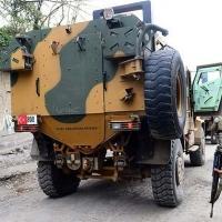 Şırnak'ta askeri araca saldırı! Yaralılar var