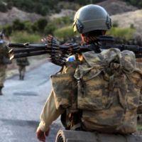 Şırnak'ta güvenlik güçleri yola döşenmiş patlayıcı buldu