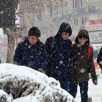 Sivas'ta okullar tatil mi, okul var mı yok mu, Sivas'ta bugün okul tatil mi yarın