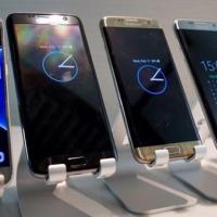 Siyah İnci Galaxy S7 edge tanıtıldı!