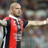 Sneijder Fransa'da hayal kırıklığı yarattı