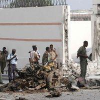 Somali'de bombalı saldırı 4 ölü